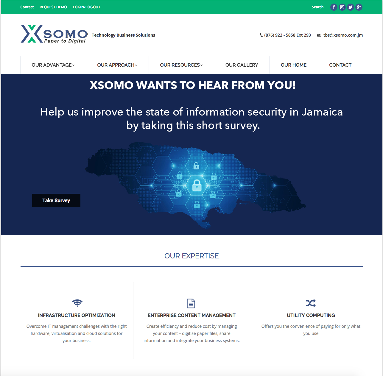 Xsomo International Limited