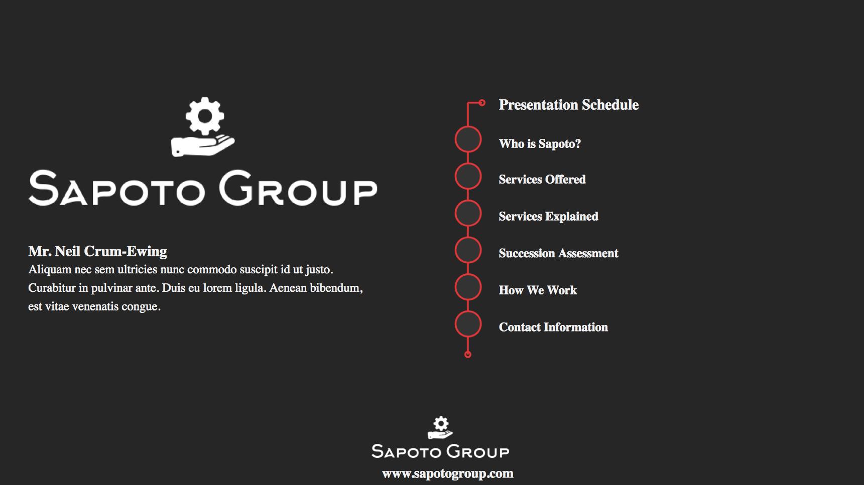 Sapoto Group